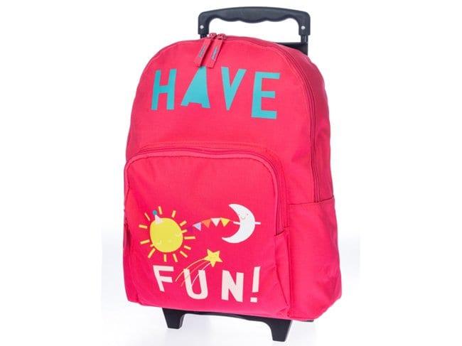 mochilas escolares - rodinhas
