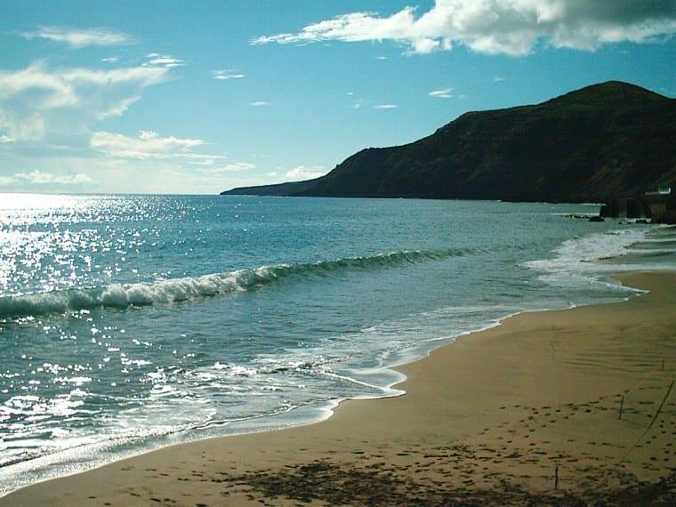 praia-formosa-santa-maria o que visitar nos açores