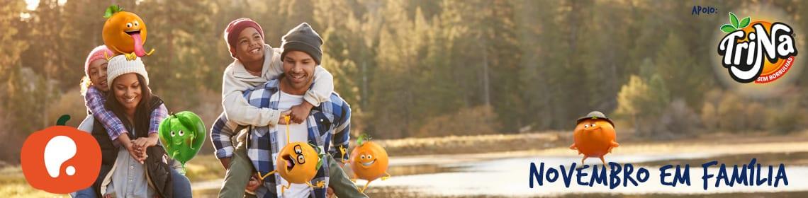 As melhores actividades para o todo o país no mês de Novembro!