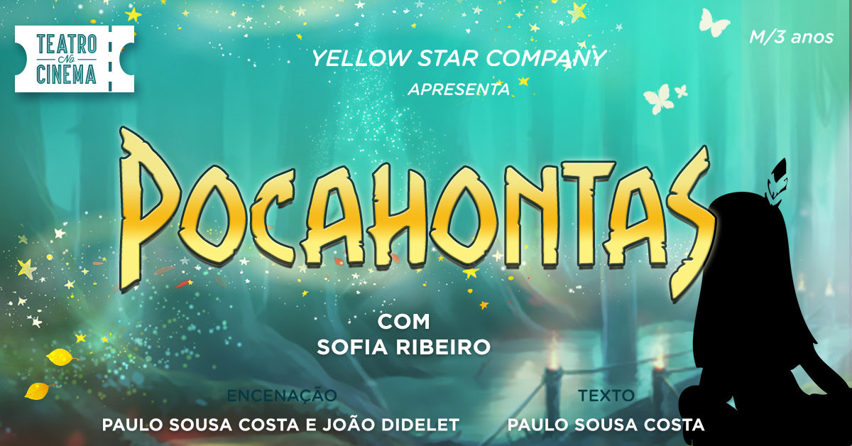 Pocahontas Yellow Star