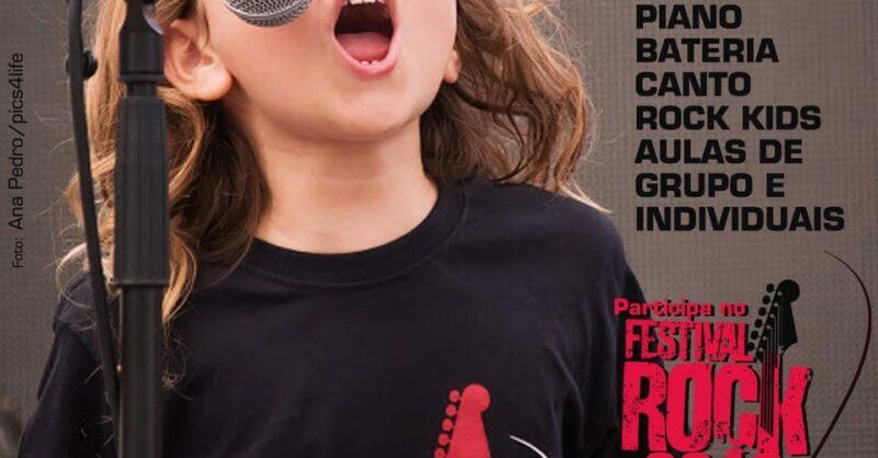 Arranque das aulas na Academia de Rock – Parque das Nações