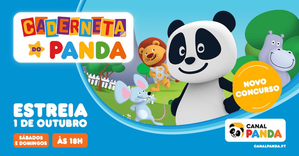 Caderneta do Panda