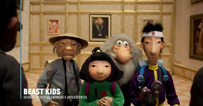 Beast Internacional Film Festival – Beast Kids