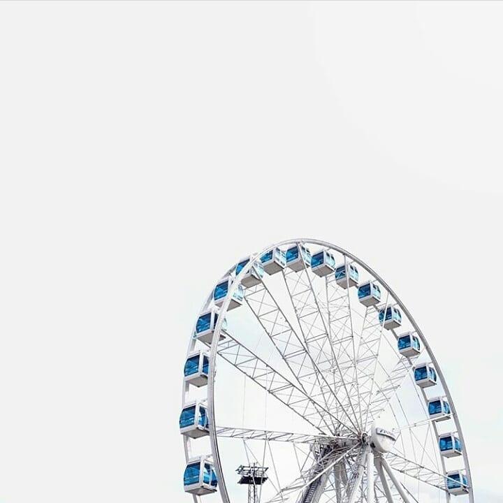 Bem-vindo sejas... Setembro NHEKO roda gigante