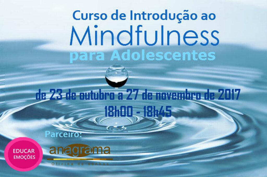 Curso de Introdução ao Mindfulness para Adolescentes