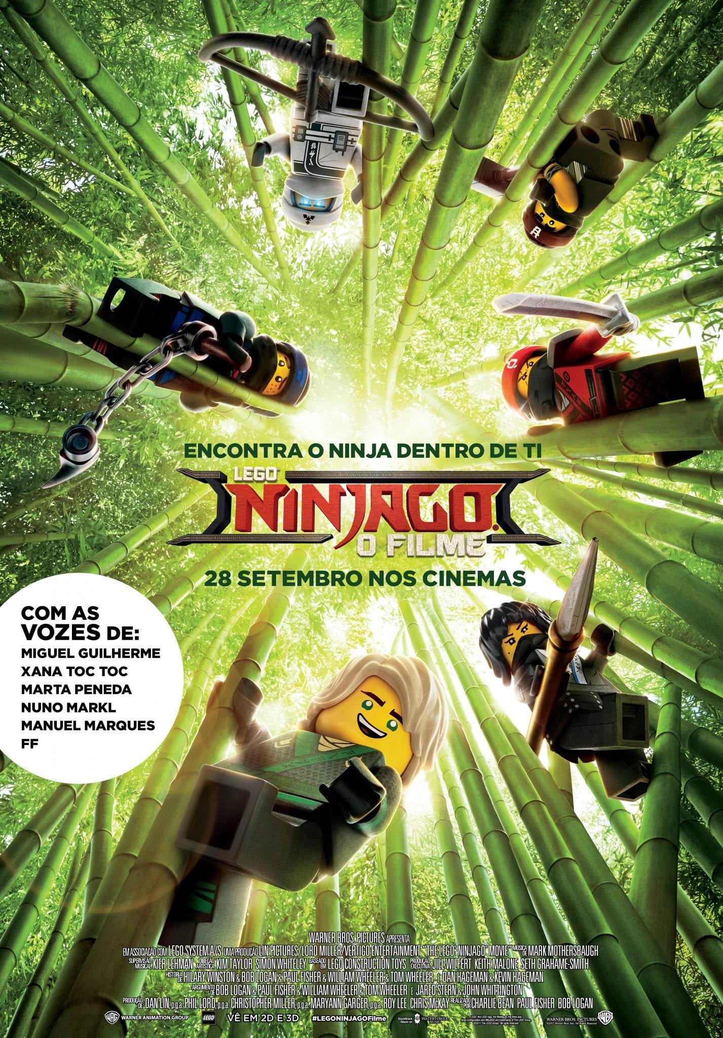 LEGO NINJAGO- O FILME