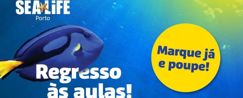 Programa Educativo SEA LIFE Porto