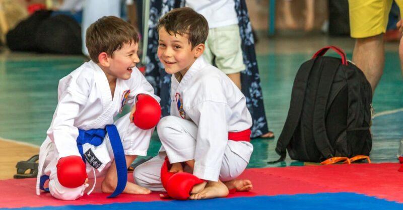 escolas de artes marciais