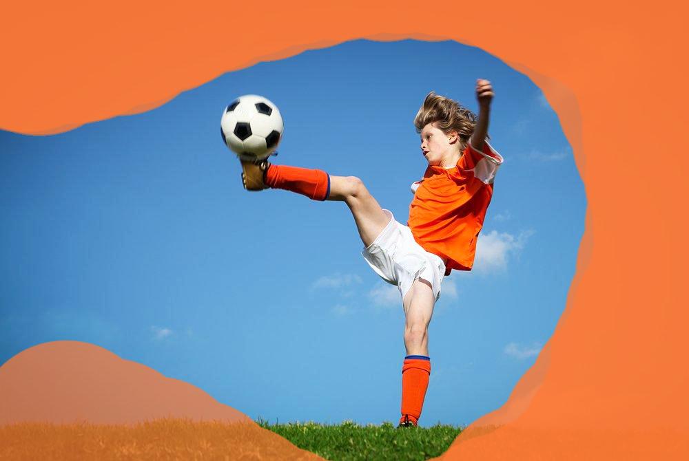 Desporto para crianças