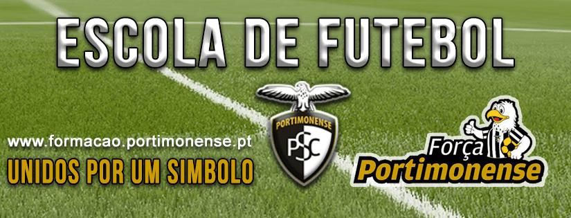 escola de futebol portimonense