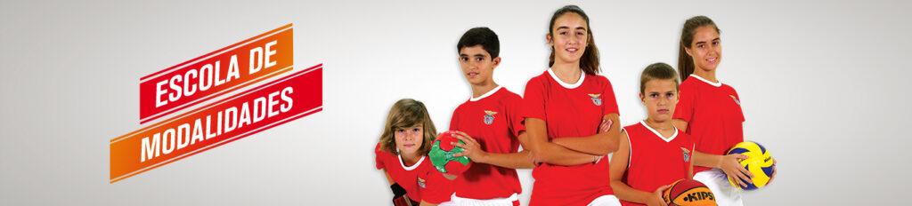 Escola de Modalidades SL Benfica