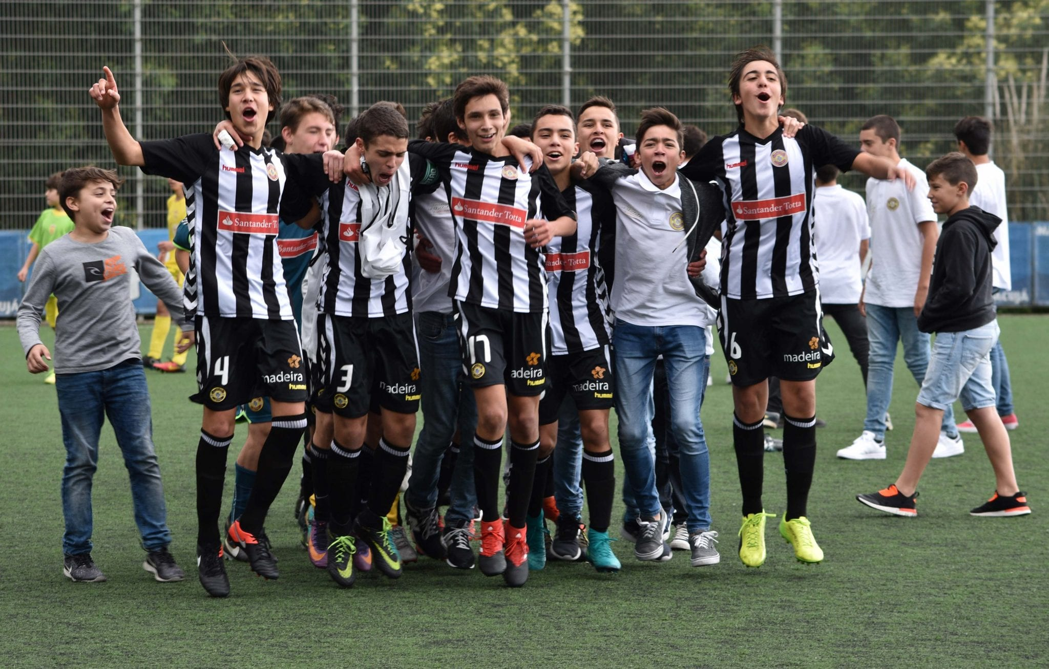 escolas de futebol nacional da madeira