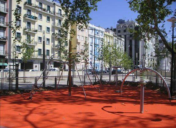 Parque Infantil do Jardim Marquês de Marialva