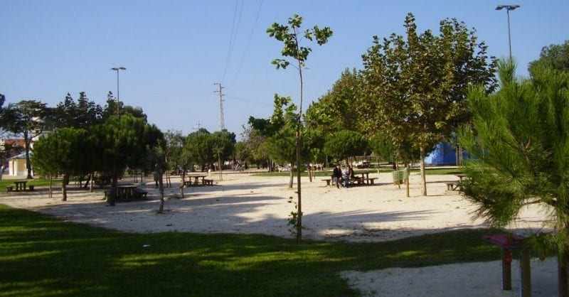 Jardim Oudinot, um sítio que surpreende