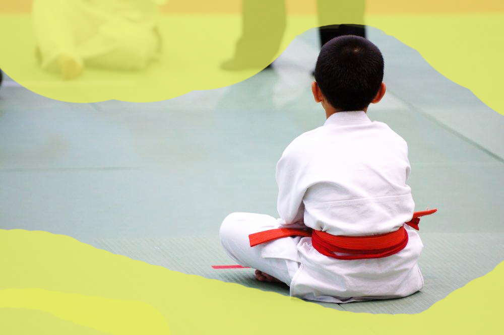 karate e artes marciais