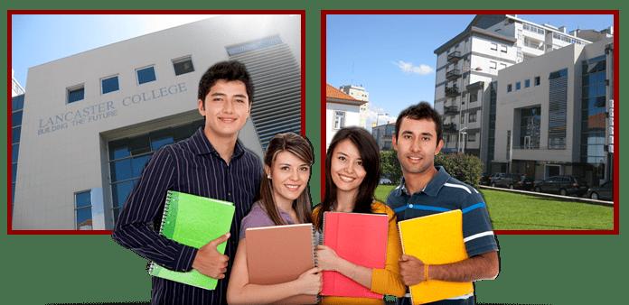 Lancaster College: Escola de Línguas