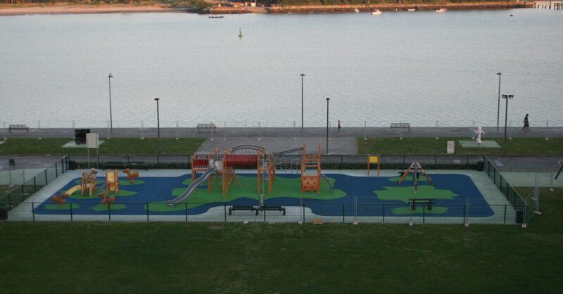 Parque Infantil da Marina de Viana do Castelo