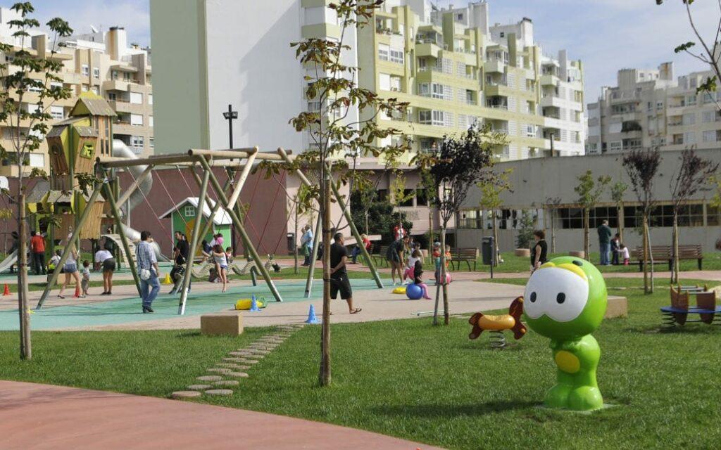 Parque da Turma da Monica