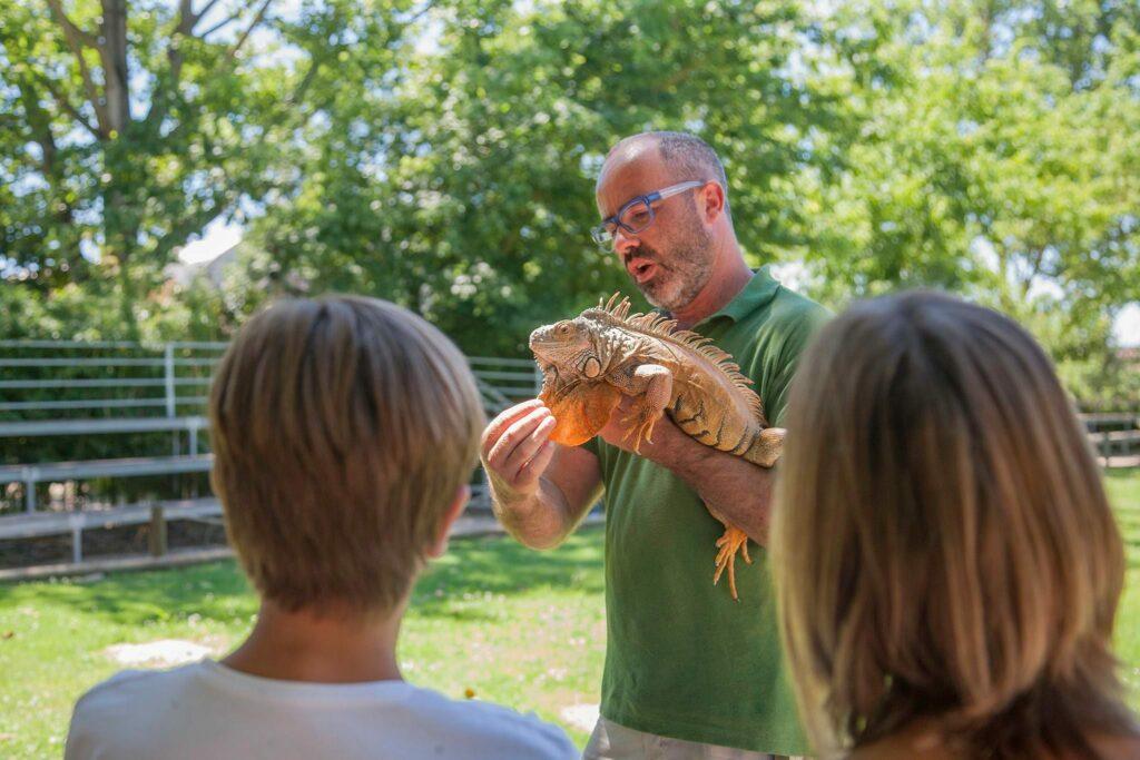 Visita Escolar ao Zoo Santo Inácio