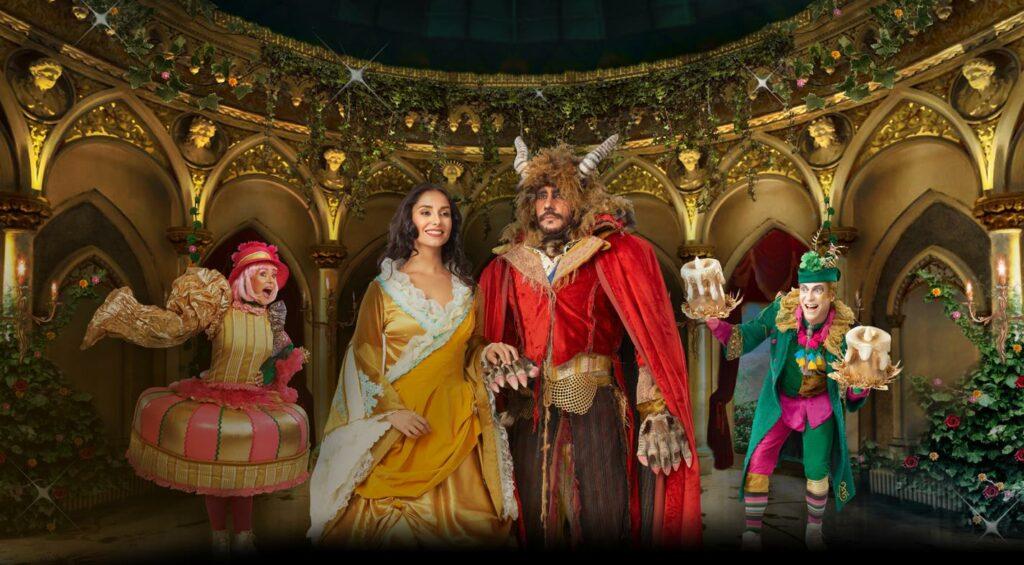 A Bela e o Monstro no Gelo A História de Amor deste Natal