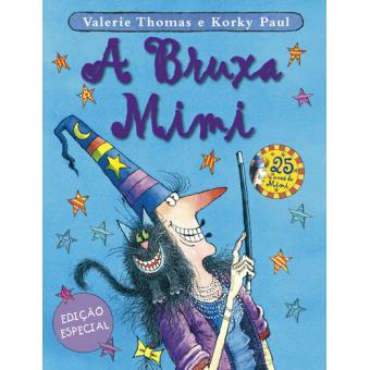A Bruxa Mimi de Korky Paul