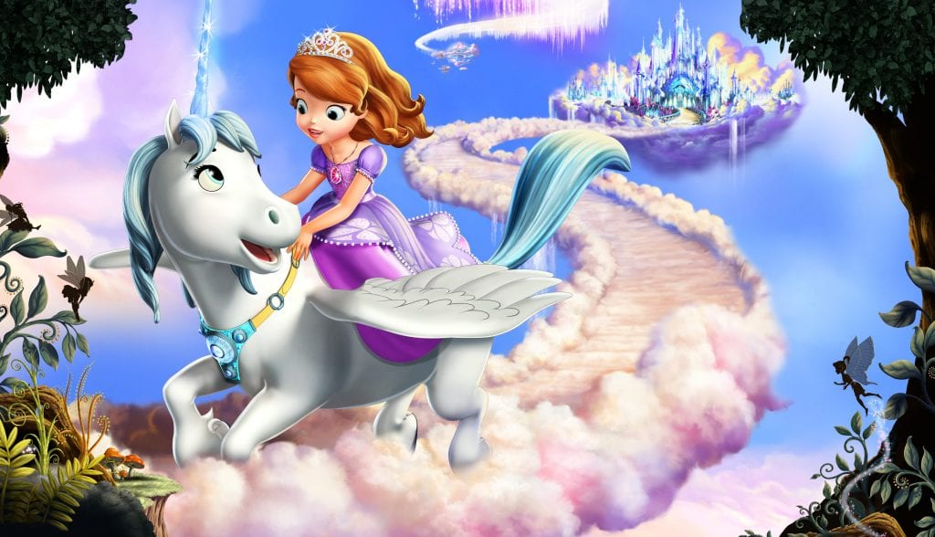 A Princesa Sofia As Ilhas Místicas - Disney Junior