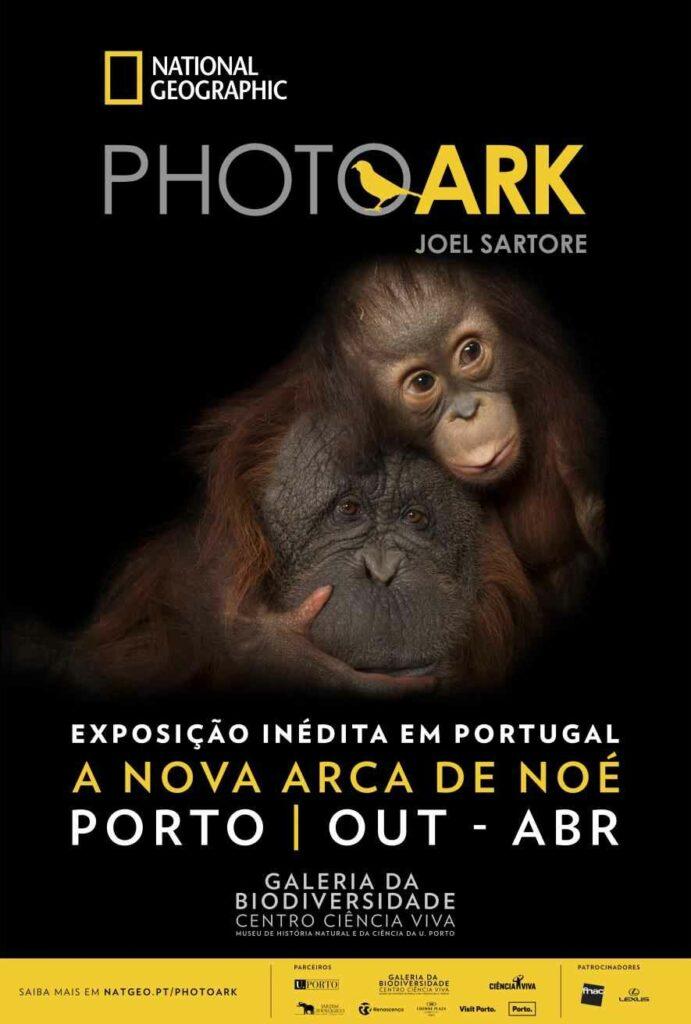 Exposição Photo Ark National Geographic