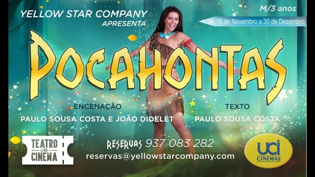 Pocahontas Yellow Star