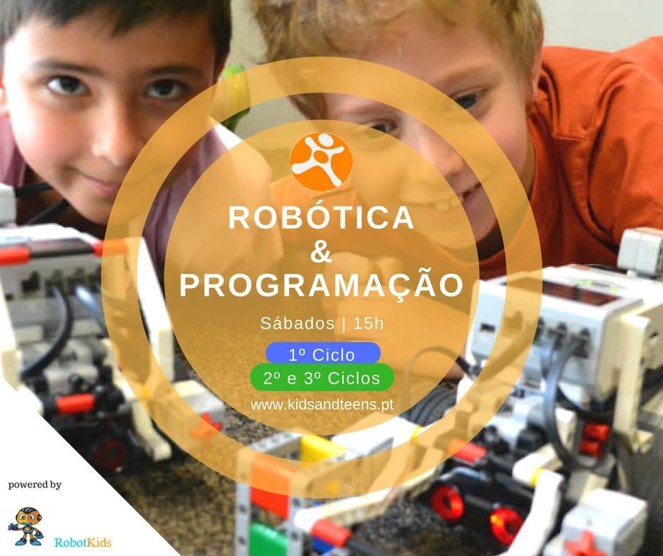 Robótica e Programação | 4 de Novembro