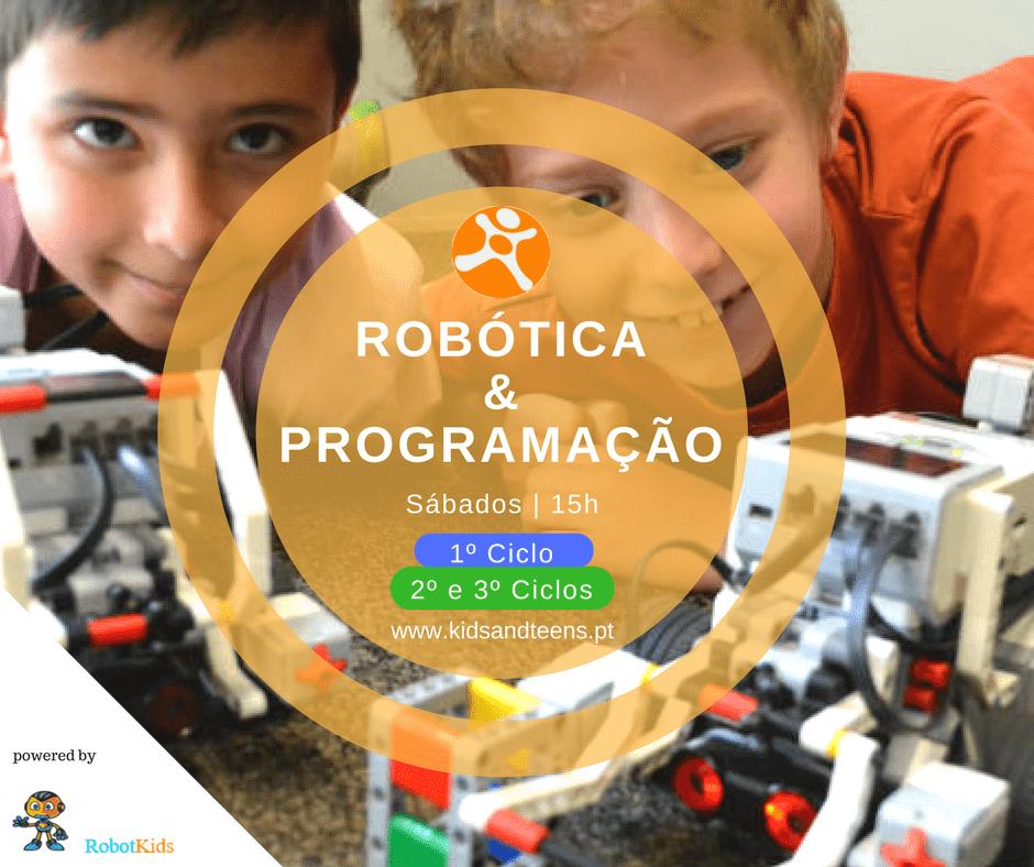 Robótica e Programação | 21 de Outubro