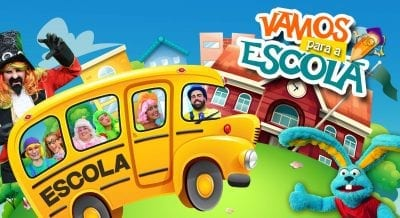 Teatro Musical da Vila Ideal Vamos para a Escola!