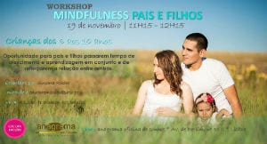 Mindfulness Pais e Filhos