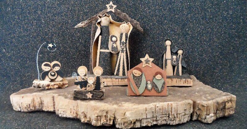 Bazar de Natal no Museu Santa Maria de Lamas