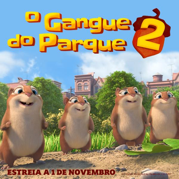passatempo O Gangue Do Parque 2