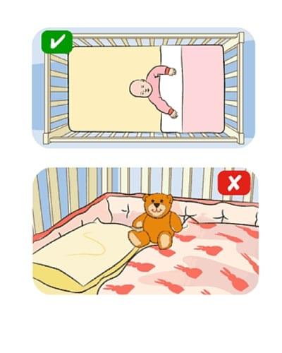 sono seguro bebé 4