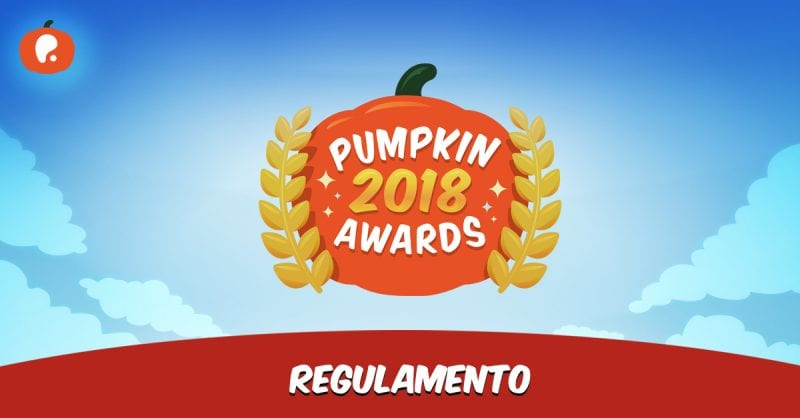 Pumpkin Awards – Regulamento