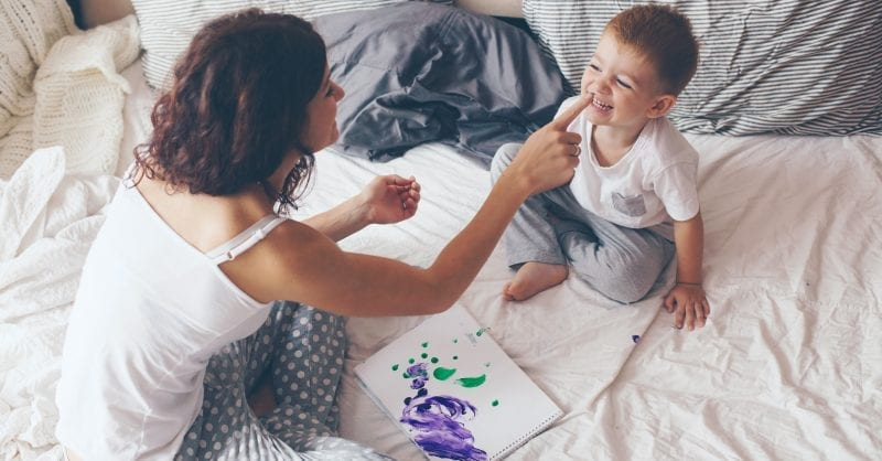 Sobre escolher ser Mãe…