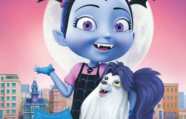Vampirina: uma amorosa família vai invadir o Disney Junior