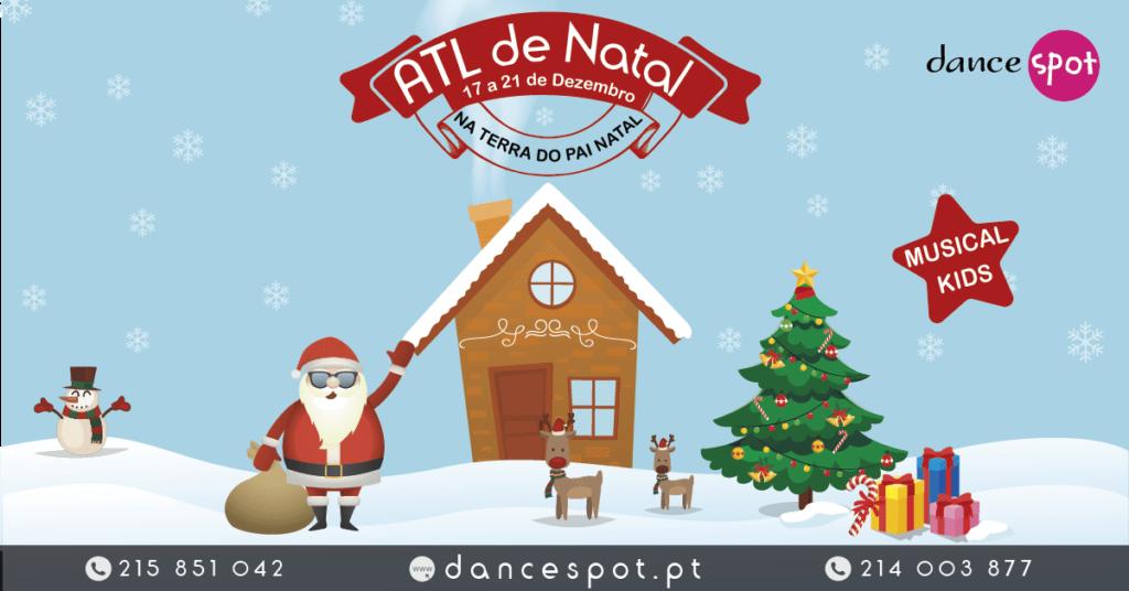 Férias de Natal na Dance Spot