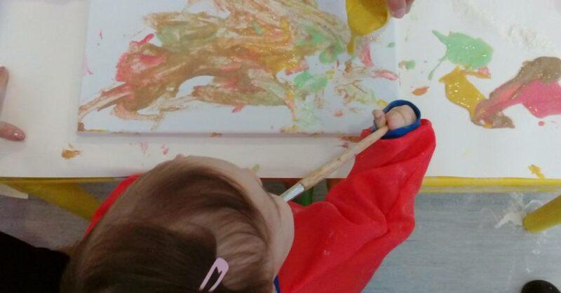 Pinturas para Bebés e Crianças com Tintas de Legumes Caseiras e Comestíveis