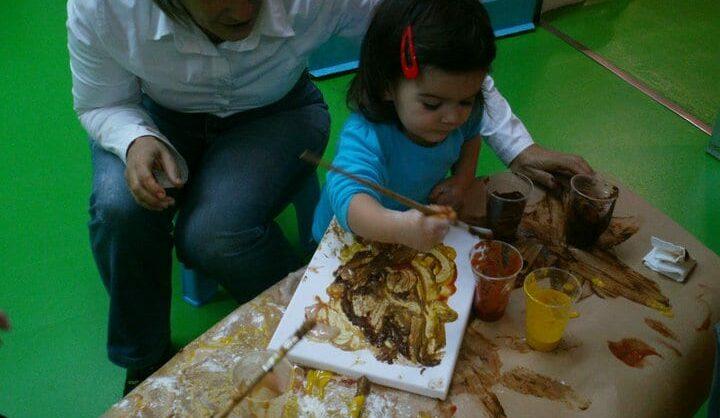 Pinturas para Bebés e Crianças com Cheirinho a Natal!