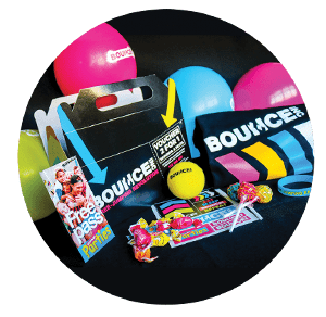 Kit Aniversariante BOUNCE
