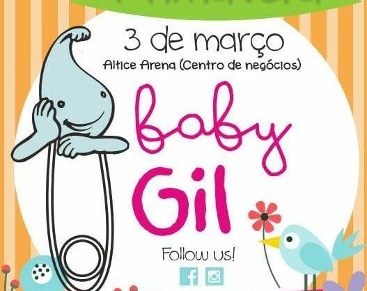 Baby Gil – Actividades para bebés e suas famílias regressa a 3 de Março!