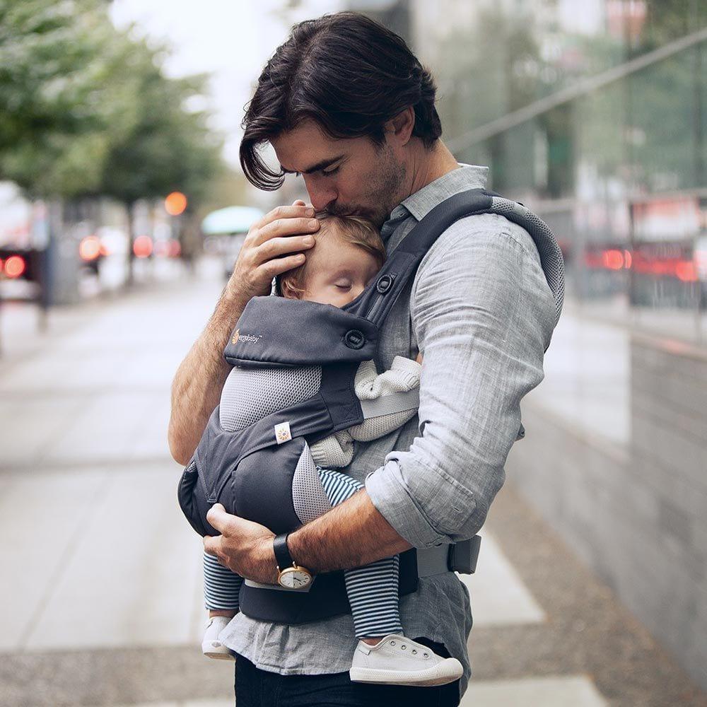 Babywearing - vantagens 1