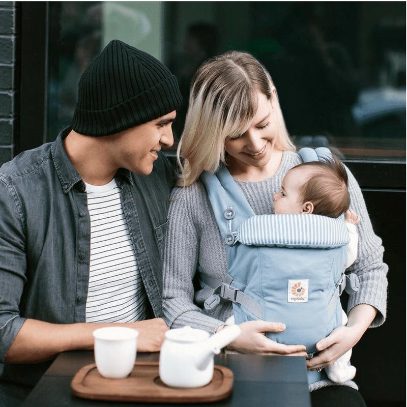 Babywearing - vantagens 2