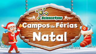 Campos de Férias de Natal Science4you