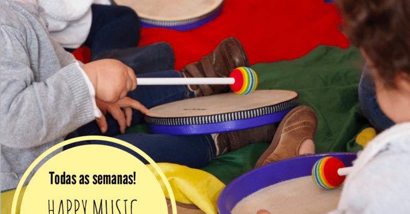 Happy Music – Desenvolvimento Infantil