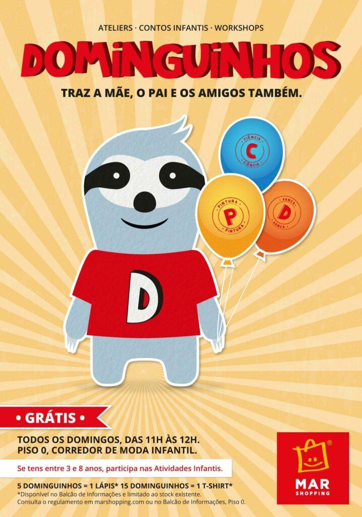 Cartaz Dominguinhos 2018