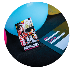 Kit convidados BOUNCE