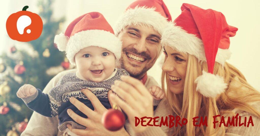 Sugestões de Actividades em Família para o Mês de Dezembro